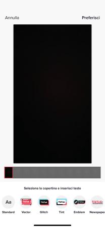 TikTok scritte copertina 1