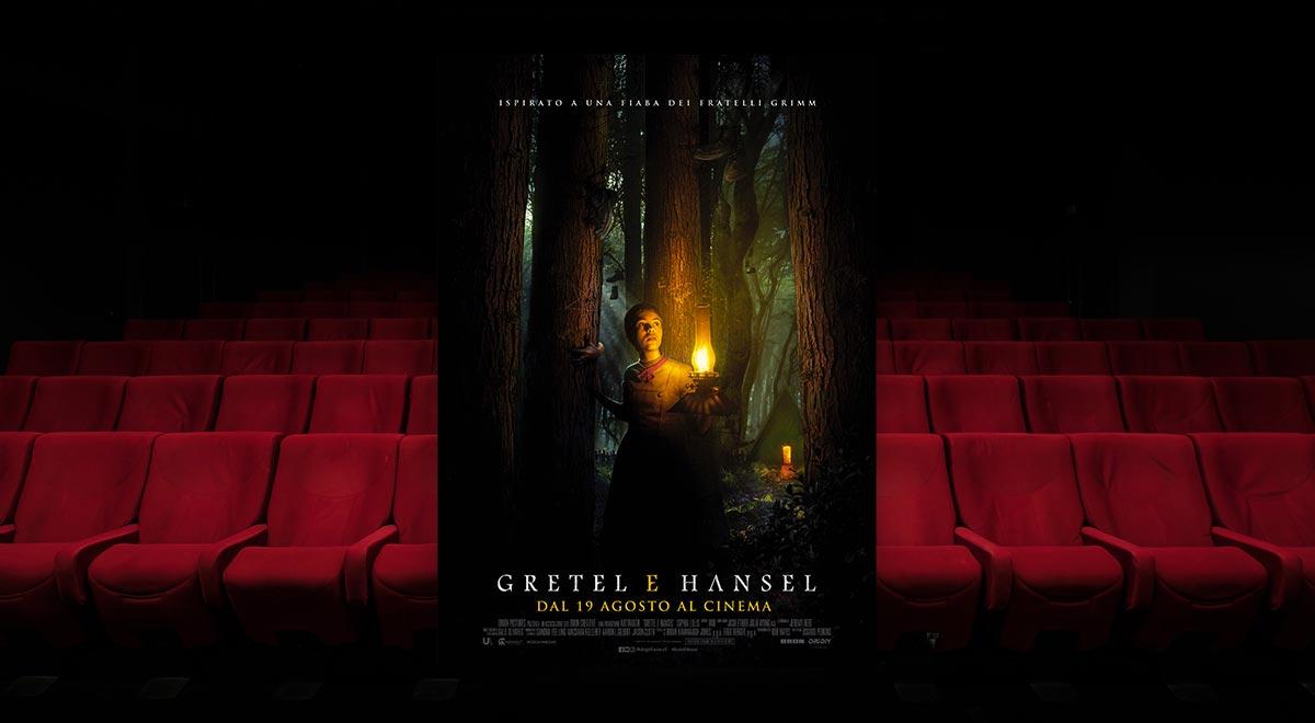 Gretel e Hansel film 2020