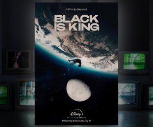 Black Is King Beyonce poster
