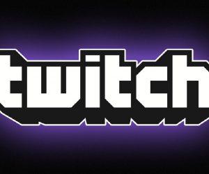 logo della piattaforma twitch
