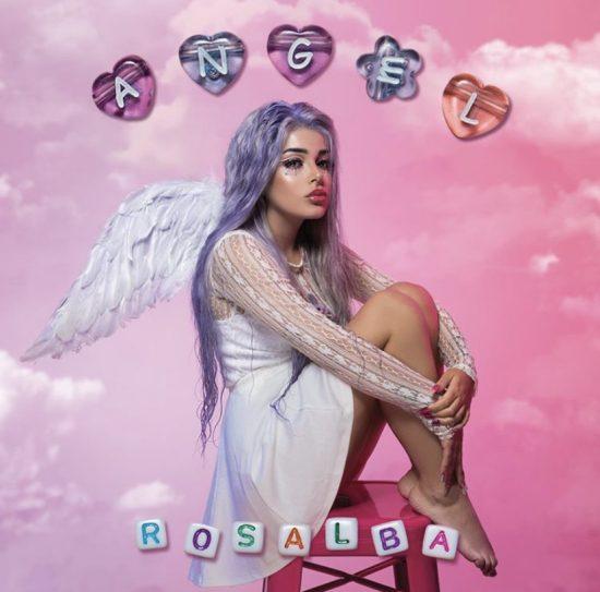 Angel Album Rosalba Cover