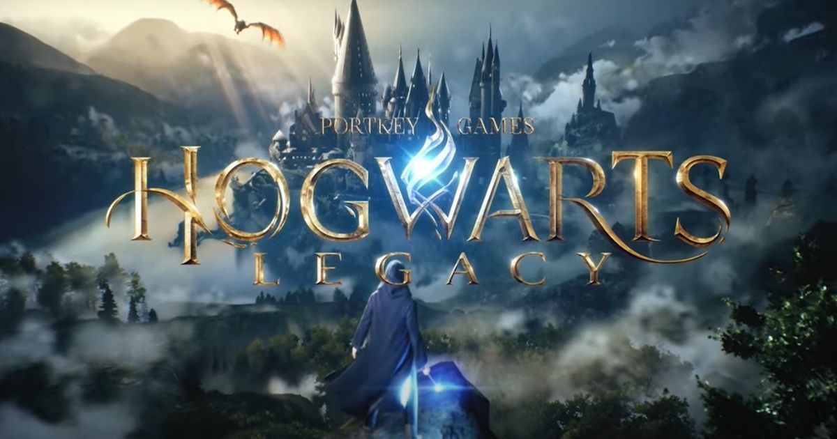Harry Potter Hogwarts Legacy PS5