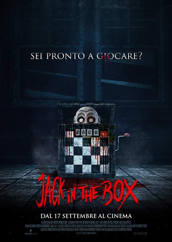 Jack in the box locandina film
