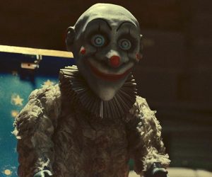 Jack in the box film clown