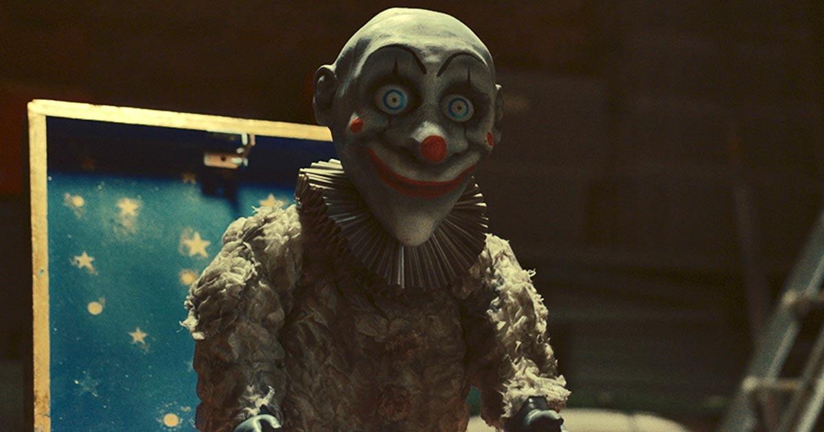 Jack in the box film clown