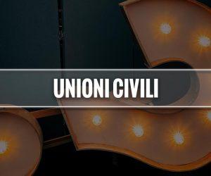 unioni civili significato