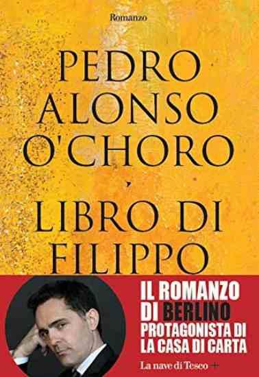 Libro di Filippo copertina