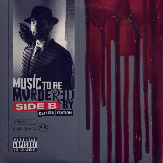 Eminem - MTBMB_SIDE B (Cover album)