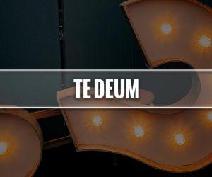 Te Deum significato
