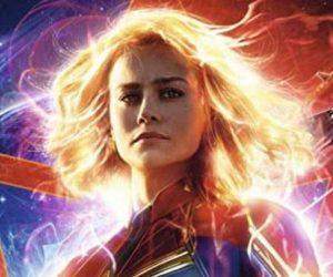 Captain Marvel poster