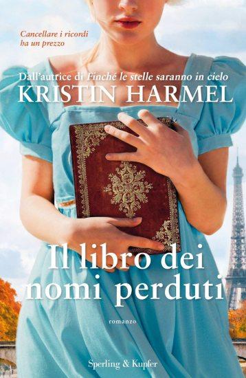 Il libro dei nomi perduti di Kristin Harmel copertina