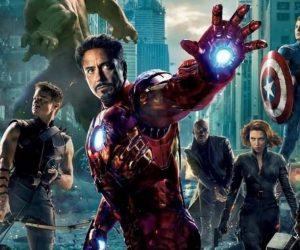 Poster di Avengers