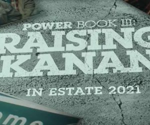 Power Book III Raising Kana