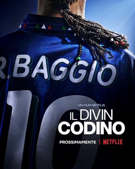 Il Divin Codino film Netflix