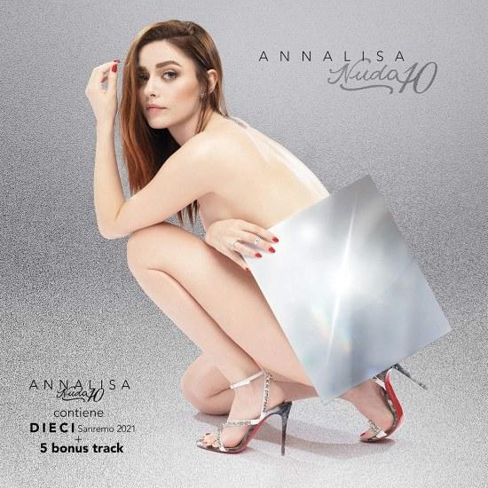 Nuda10 album annalisa