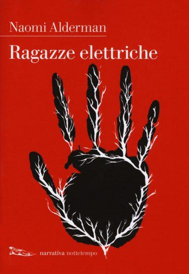 Ragazze elettriche di Naomi Alderman copertina