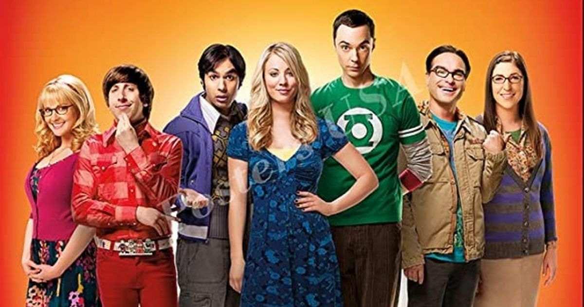 Big Bang Theory Stream Kinox
