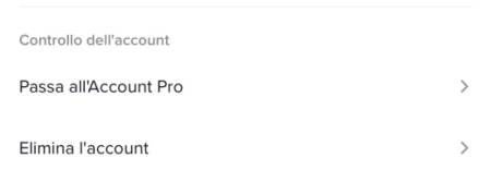 TikTok account Pro
