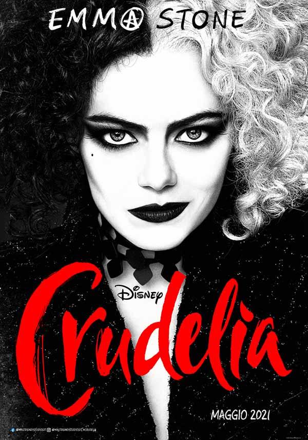Crudelia film live action Disney - poster