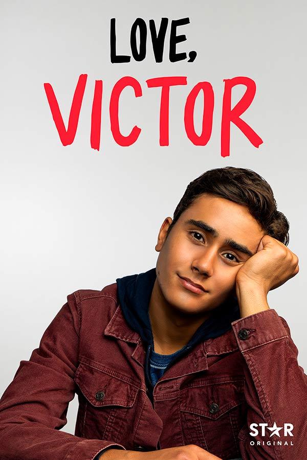 Love Victor poster serie Disney Plus