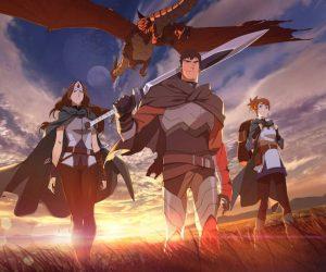 Dota Dragon's Blood Netflix