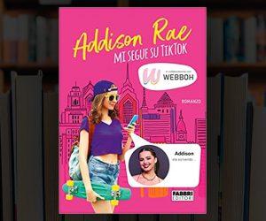 Addison Ray mi segue su tiktok libro