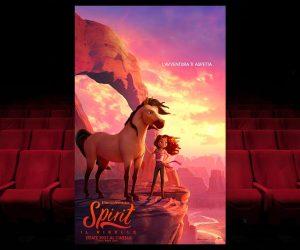 Spirit il ribelle film