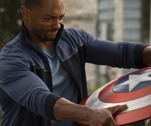The Falcon and the Winter Soldier foto serie Marvel