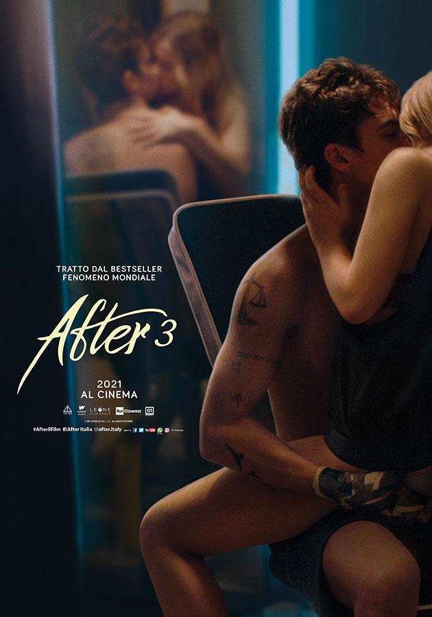 After 3 teaser poster