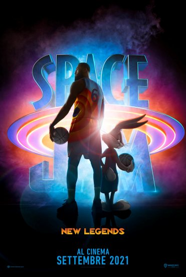 SPACE JAM NEW LEGENDS Poster
