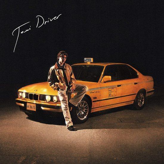 Taxi driver copertina album Rkomi