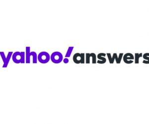 Logo Yahoo Answers