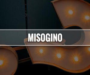 Misogino significato