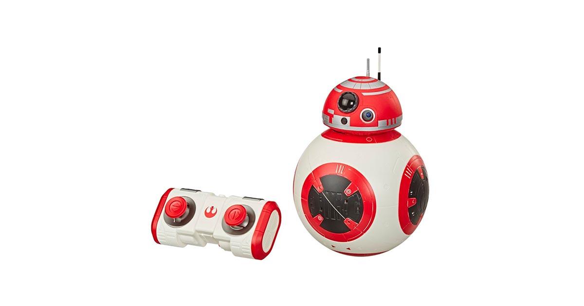 Droide interattivo con controllo remoto Hyperdrive BB Unit Star Wars