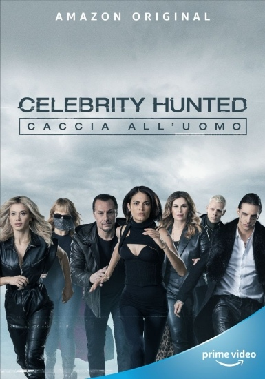 Celebrity Hunted 2 poster ufficiale