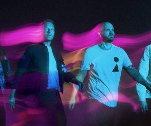 Coldplay foto di David Meyer