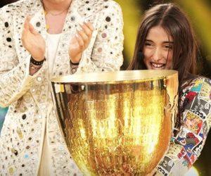Giulia vincitrice Amici 2021