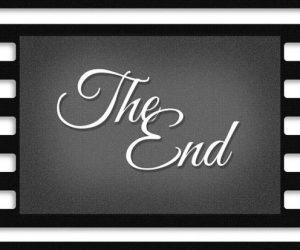 cinema - the end
