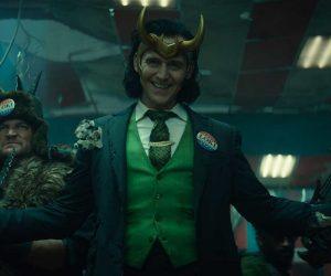 Loki immagine serie Marvel