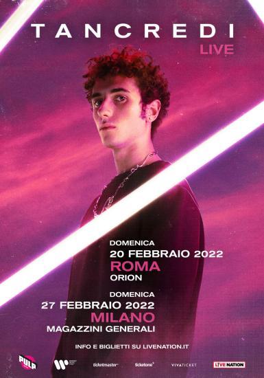 Tancredi Live 2022