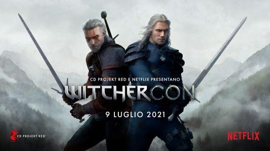 Witcher Con KeyArt