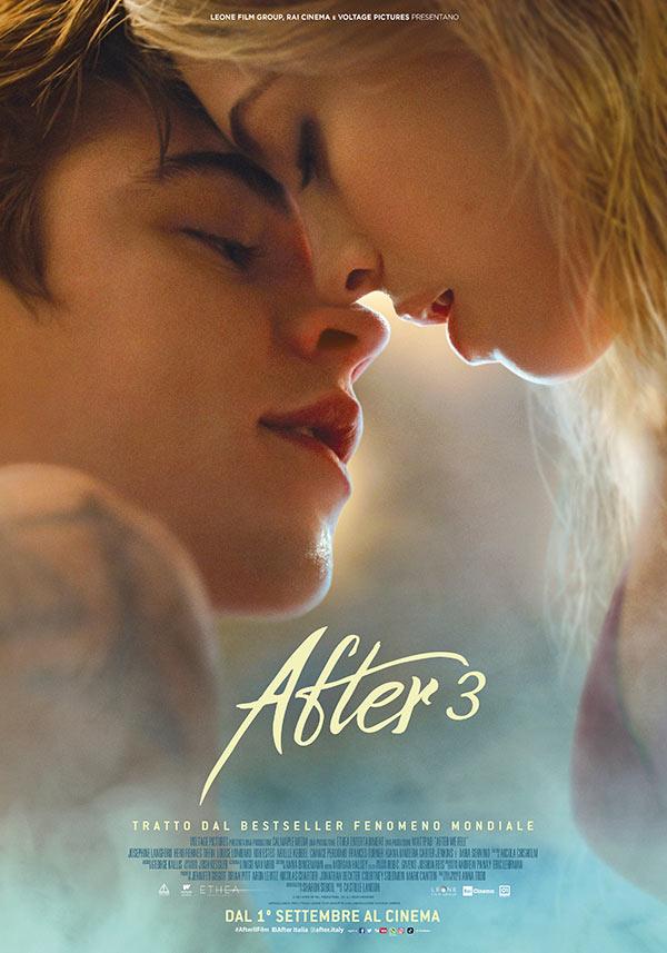After 3 alternative poster kiss