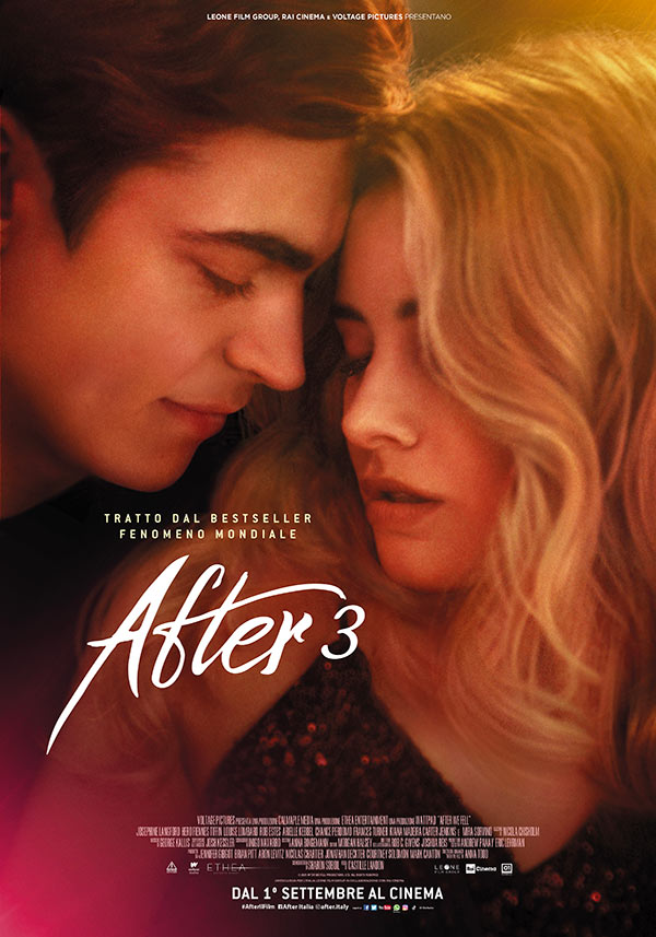 After 3 poster ufficiale film