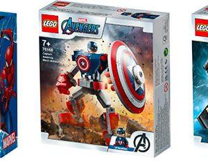 LEGO armature Mech