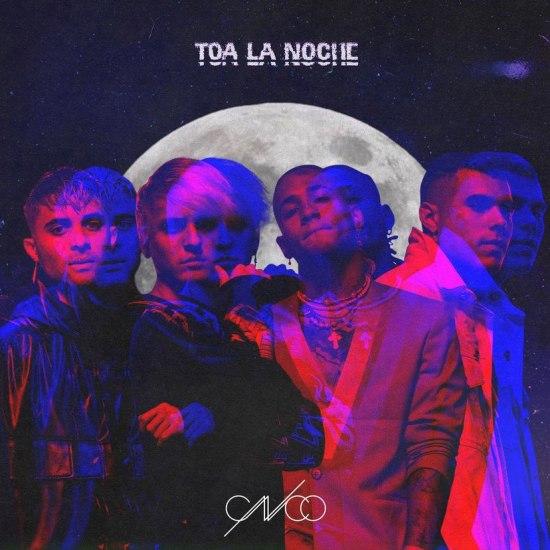 Toa La Noche cover CNCO