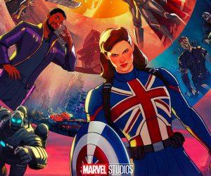 What if Marvel serie Disney plus