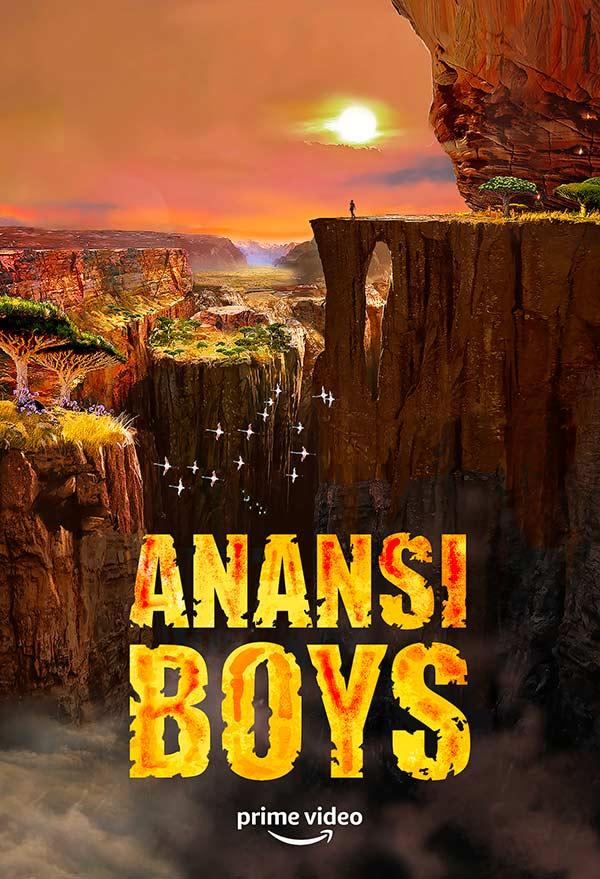 Anansi serie Amazon Prime Video