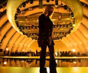 Billie Eilish concerto Los Angeles Disney plus