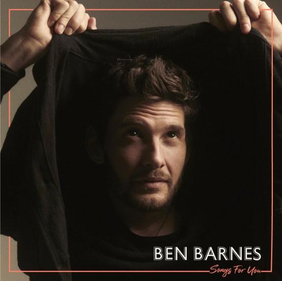 Ben Barnes cover EP