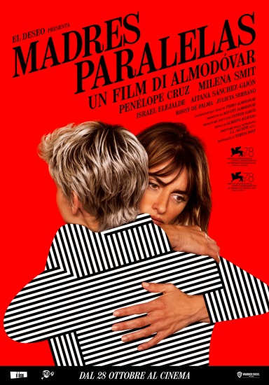 Madres Paralelas poster